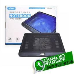 Baser Cooler Ventilador Knup para Notebook