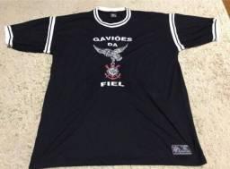 Camiseta gaviões da Fiel