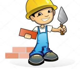 Pedreiro de acabamento e obra em geral