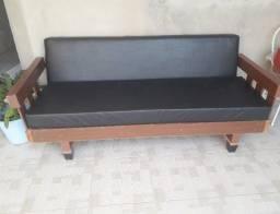 Título do anúncio: Sofa courino 120 reais