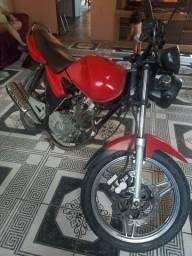 Moto Sundown Max 125 SED