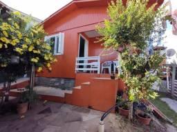 Casa de fundos com 02 dormitórios, Rincão dos Ilhéus, Estância Velha/RS