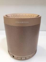 Caixa De Som Portátil H'maston Q3 ( Excelente Qualidade!! )