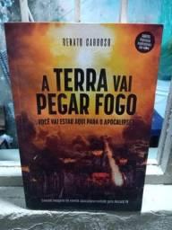 Livro (A Terra vai pegar fogo)