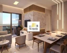 Título do anúncio: Apartamento 03 Quartos na Madalena, Facil Mobilidade e Lazer Completo.