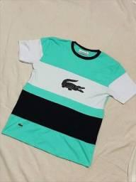Camiseta Lacoste Peruana legítima tam L (G)