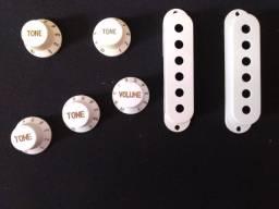 Botões para guitarra