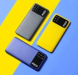 Xiaomi Poco M3 novo Versão Azul