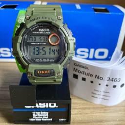 Relógio Casio Mund Resist Digital Novo Original (aceito cartão)