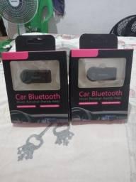 Receptor bluetooth P2 auxiliar Carro som audio Android