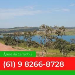 Águas do Cerrado 2 - Lotes de 1000m2  Mega Lançamento ás margens do Lago