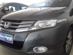 Título do anúncio: Honda City Ex automatico 2011 Aguinaldo *