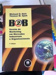 Livro sobre vendas/administração/marketing