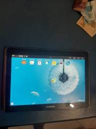 Tablet 10.1 pega chip todo original R$600.00