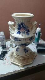 Antigo vaso porcelana weiss