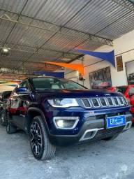 Título do anúncio: Jeep Compass 2.0 Limited 2.0 4x4 Diesel 16V Aut. 2020