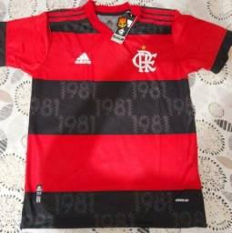Nova camisa do flamengo 2020/21