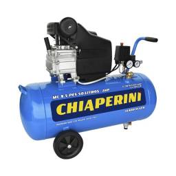 Título do anúncio: Motocompressor Mc 8.5/50l 2hp 220v Chiaperini 120psi Nf
