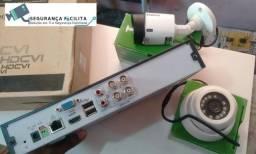 Instalação CFTV, Câmeras e Equipamentos Automação Comercial