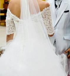 Vestido de noiva - Imperdível
