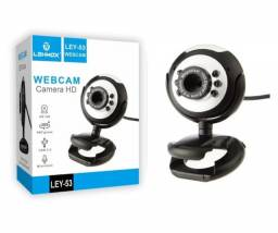 Webcam 360 graus HD LEHMOX LEY-53