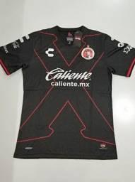 Camisa Club Tijuana Third Charly 18/19 - Tamanho: G
