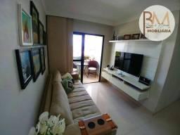 Apartamento com 4 dormitórios à venda, 84 m² por R$ 390.000,00 - Caseb - Feira de Santana/