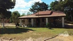 Fazenda com 2 dormitórios à venda, 4500000 m² por R$ 4.500.000,00 - Zona Rural - Recursolâ