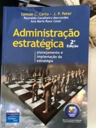 Livro sobre vendas/Administraçao/marketing