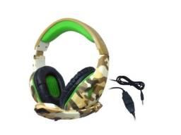 Headset Gamer TecDrive Px-1 - Novidade em Promoção !!