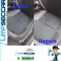 Título do anúncio: Higienização interior de veículos