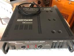 Amplificadores , Módulos  de potência W9000 e W6800