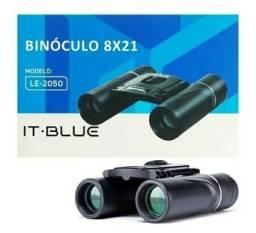 Binóculo Portátil 8x21 Alta Qualidade LE2050 Lelong