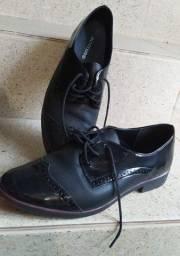 Sapato Oxford Bottero preto