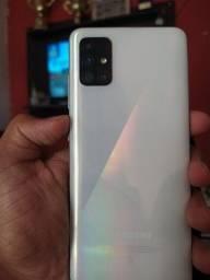 Samsung A51 Semi-Novo Com Caixa E NF