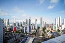 Apartamento com 3 quartos para alugar, 90 m² por R$ 3.500/mês - Boa Viagem - Recife/PE