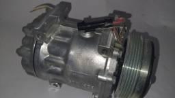 Compressor do ar condicionado da Ducato de 2006 a 2017 só na Copauto REF. 5802219858