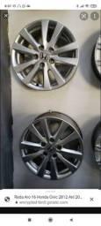 Roda Honda Civic 2012/2016