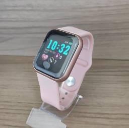 Smart Watch  y68 atualizando