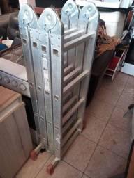 Título do anúncio: escada aluminio trobavel16 degral *