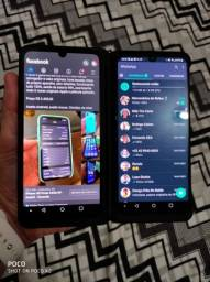 Smartphone LG G8X ThinQ - Duas telas