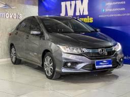 Título do anúncio: Honda City EXL 1.5 Flex 2020 Baixa km Carro Zero