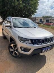 Jeep compass longitude 2.0 diesel 2017 completo