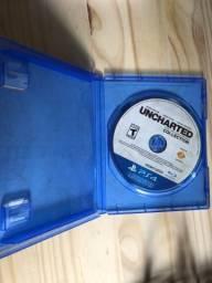 Jogo Uncharted PS4