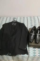 Terno Slim + Sapato