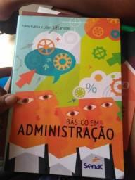 Livros básico de Administração