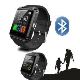 Smartwatch U8 Relógio Inteligente Bluetooth Android