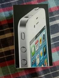 Vendo caixa do Iphone 4 50,00