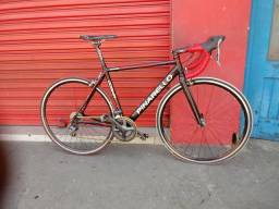 Bicicleta speed grupo shimano fizik kmc