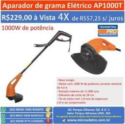 Aparador de grama Elétrico Tramontina AP1000t 1000w